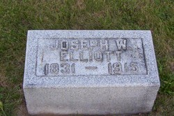 Joseph W Elliott