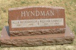 Alla May <I>Richardson</I> Hyndman