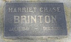 Harriet Hudnut <I>Chase</I> Brinton
