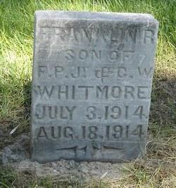 Franklin R Whitmore