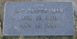 Lydia Finley Palfreyman