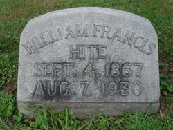 William Francis Hite
