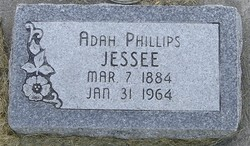 Adah Phillips Jessee