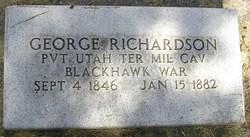 George Alvin Richardson