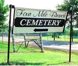 Four Mile Branch Cemetery