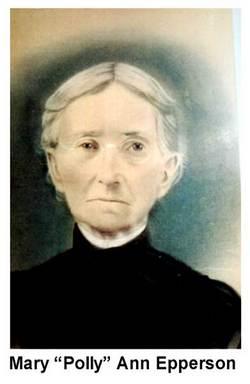 Mary Ann <I>Epperson</I> Dobbs