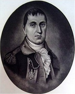 Thomas Glascock, Sr