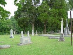Emerson City Cemetery