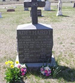 Margaretha Adelhardt