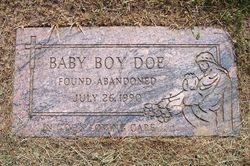 Baby Boy Doe