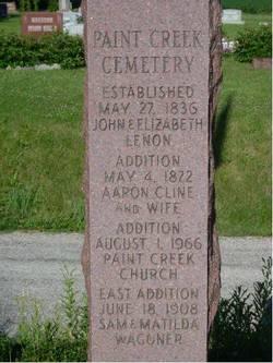 Paint Creek Cemetery