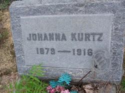 Johanna Kurtz