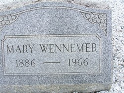 Mary Wennemer