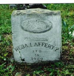 Reba Lafferty