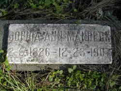 Sophia Ann <I>Winter</I> Manbeck