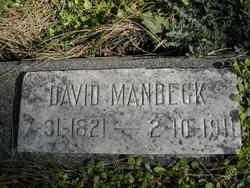 David Manbeck