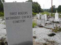 First Rogers Methodist Church Cemetery