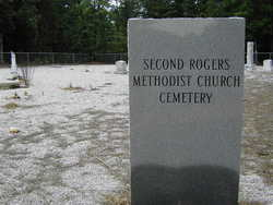 Second Rogers Methodist Church Cemetery