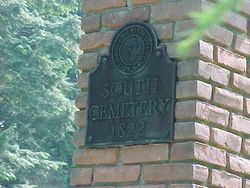 Gates Mills South Cemetery