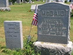Samuel S McDaid