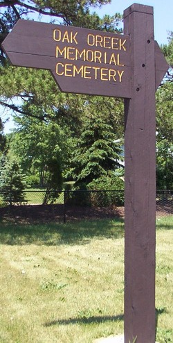 Oak Creek Memorial Cemetery