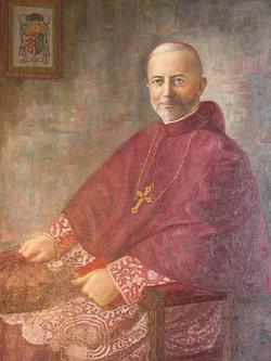 Bishop Gerald Shaughnessy