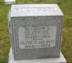 Rev John J. Claypool