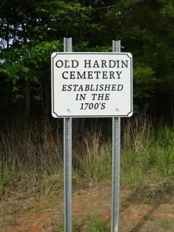 Old Hardin Cemetery