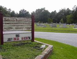 Bethesda Baptist Church Cemetery