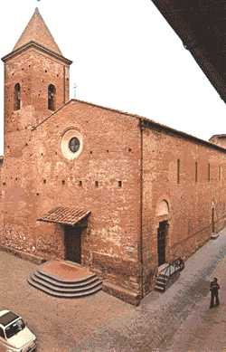 Church of Saints Jacopo and Filippo