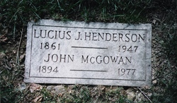 Lucius Henderson