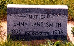 Emma Jane <I>Bean</I> Smith