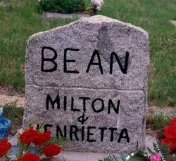 Milton Jasper Bean