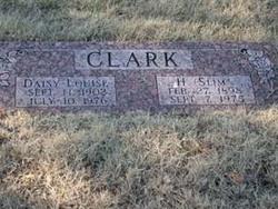 Daisy Louise <I>Lewis</I> Clark