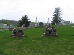 Log Church Cemetery