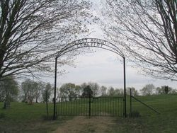 Lost Mound Cemetery