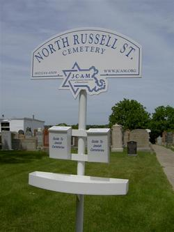 North Russell Street Cemetery