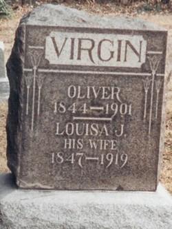 Louise J. <I>Cleaver</I> Virgin
