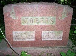 Clara May <I>Highley</I> Crepps