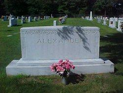 Ruby <I>Moss</I> Alexander
