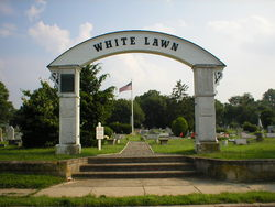 White Lawn Cemetery