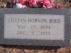 Lillian O. <I>Hobson</I> Bird