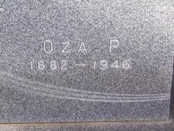 Oza P Butler