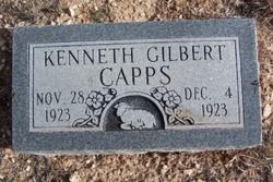 Kenneth Gilbert Capps