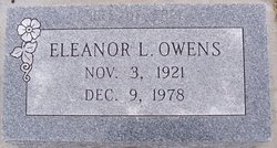 Eleanor L. Owens