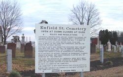 Enfield Street Cemetery