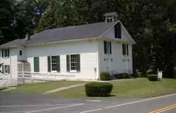 Wentworth Methodist Church Cemetery