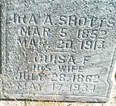 Ira A. Shotts