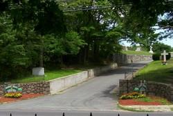 Saint Jean de Baptiste Cemetery
