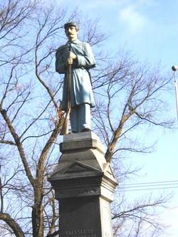 Grand Army of the Republic Civil War Memorial